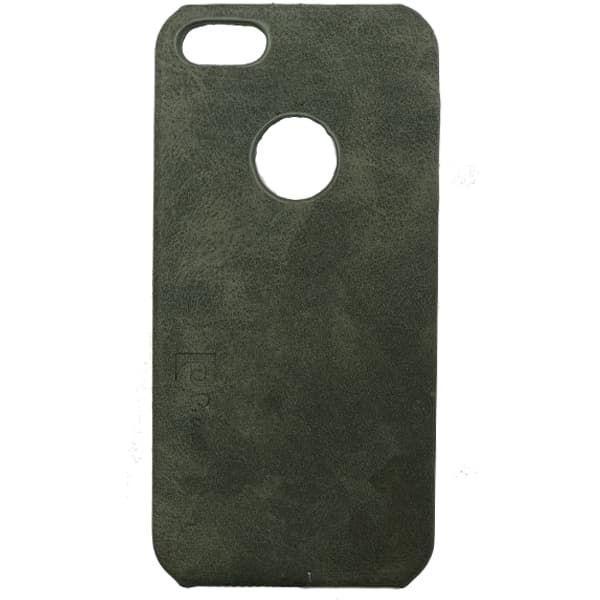 Чехол бампер пластиковый Remax Pierre Cardin (Gray) для iPhone 5/5S/5SE