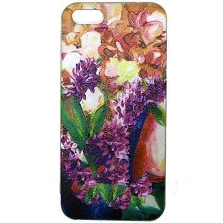 Чехол бампер силиконовый Edivia для iPhone 5/5S/5SE
