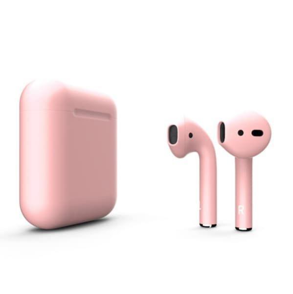 Apple AirPods (New Pink Flamingo) наушники в зарядном футляре