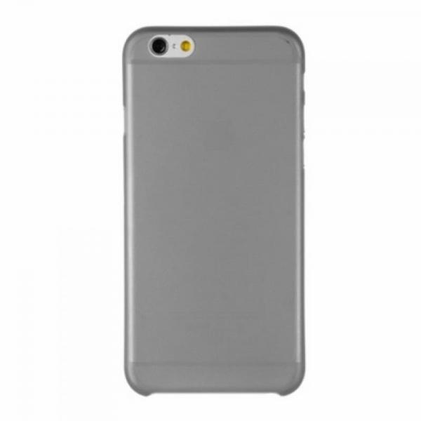 Чехол бампер силиконовый Deppa Sky Case для iPhone 6/6s (Black)