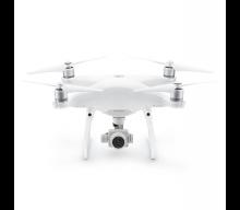"""Профессиональный дрон DJI Phantom 4 PRO, с камерой 4K """"Белый"""""""