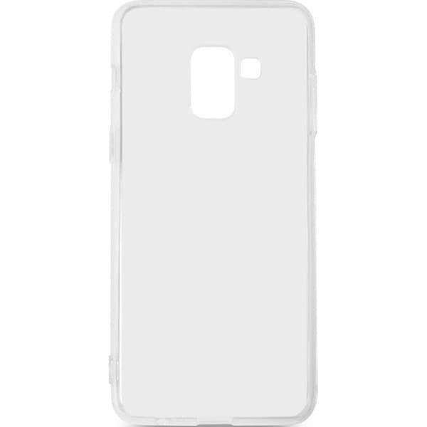 Чехол для Samsung S8 PLUS I-CASE THIN 0.5mm (прозрачный силикон)