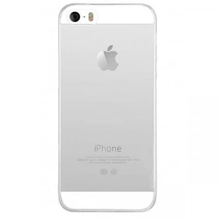 Чехол бампер силиконовый для iPhone 5/5S/5SE (в ассортименте)