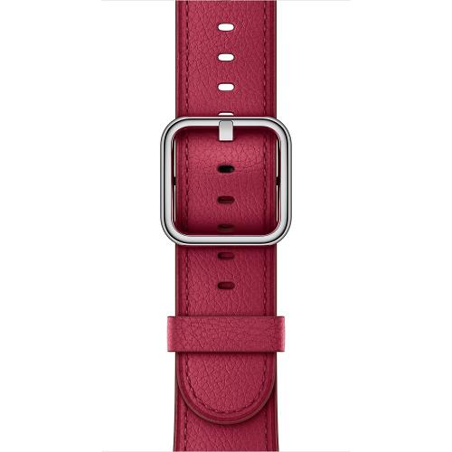 Ремешок для Apple Watch Classic Buckle band Cherry-berry