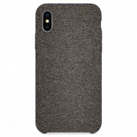 Чехол для iPhone X Джинс , цвет (Brown)