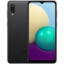 Samsung Galaxy A02 32 ГБ черный