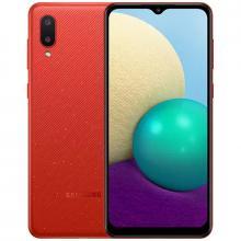 Samsung Galaxy A02 32 ГБ красный