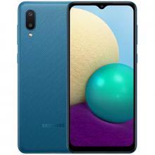 Samsung Galaxy A02 32 ГБ синий
