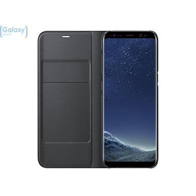Чехол книжка View Led на Samsung s10+ ( Black)
