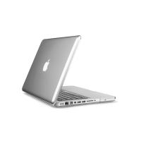 "SeeThru MacBook Pro 13"" Cases Clear"