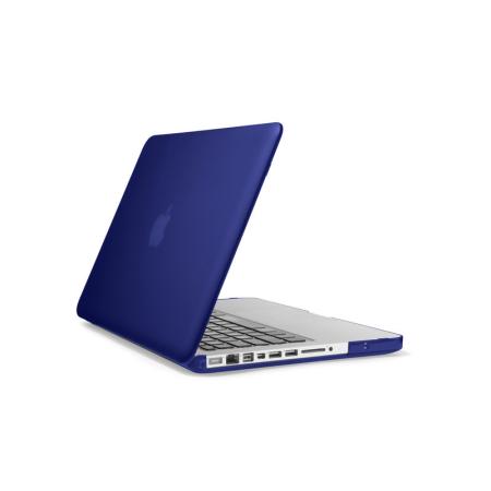 "SeeThru MacBook Pro 13"" Cases Cobalt Blue"