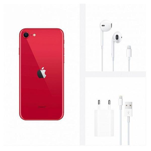 Apple iPhone SE (2020) 64Гб Красный (Red)