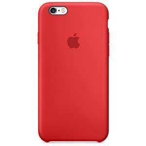 Силиконовый чехол для iPhone 6/6s, (PRODUCT)RED