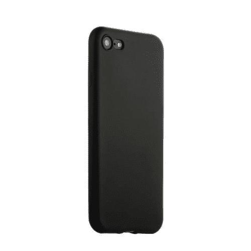 Силиконовый чехол-накладка для iPhone 7 J-Case Black