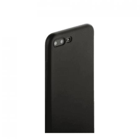Силиконовый чехол-накладка для iPhone 7 plus J-Case Black