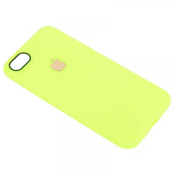Силиконовый чехол-накладка Кrutoff для iphone 6/6s