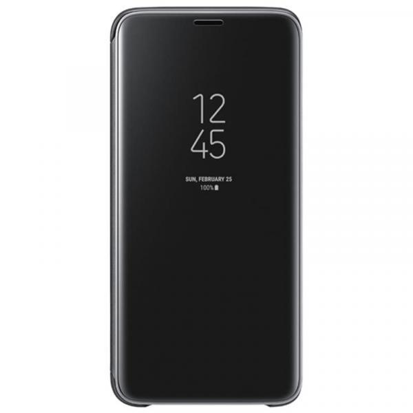 Чехол Samsung Clear View S.Cover для Samsung Galaxy S9, black