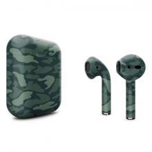 Apple AirPods (New Camouflage) наушники в зарядном футляре