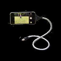 USB кабель (стальной) Fuse Chicken Bobine