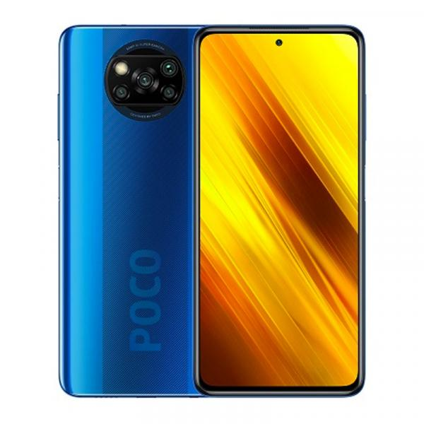 """Xiaomi POCO X3 NFC 6/64Gb Cobalt Blue """"Синий"""""""