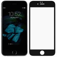 Защитное стекло  3D (0.33m) Apple iPhone 6 plus/6s plus (Black)